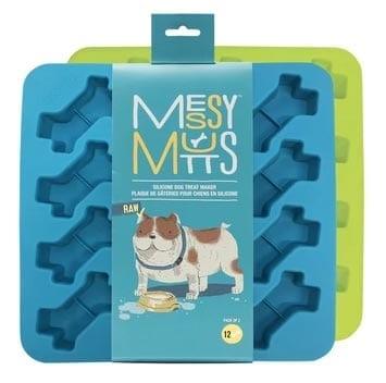 Messy Mutts dog freezer trays